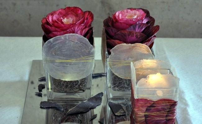 Hochzeit Blumenschmuck Tischschmuck1