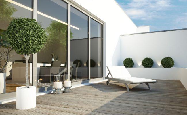 Terrassengestltung